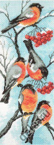 схемы вышивки крестом матрёнин посад