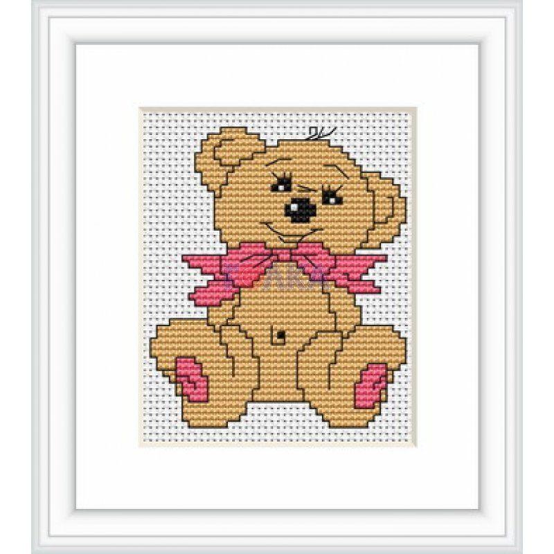 Медведи вышивка приметы 43
